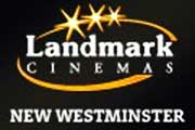 Landmark Cinemas New Westminster logo